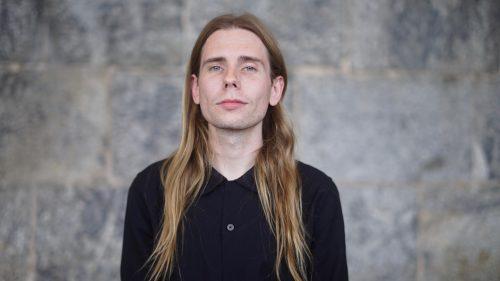 Porträttbild på André Jacquet