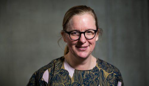 Kristina Alexanderson, projektledare på Internetstiftelsen
