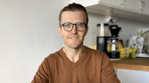 Andreas Ivarsson, intervju i Svenskarna och internet 2020